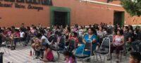 San Buenaventura invita a la función de cine gratuita que tendrá el Cine Móvil Toto, por el municipio.