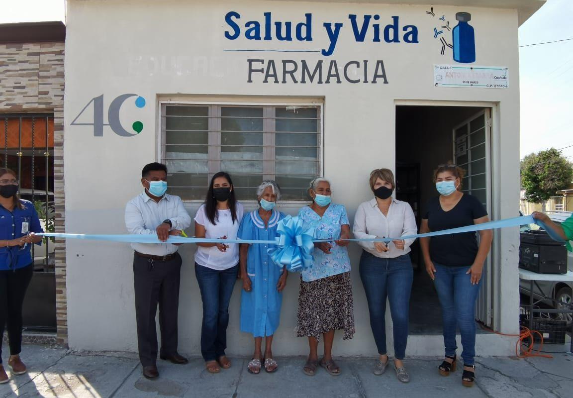 Inaugura Yolanda Cantú