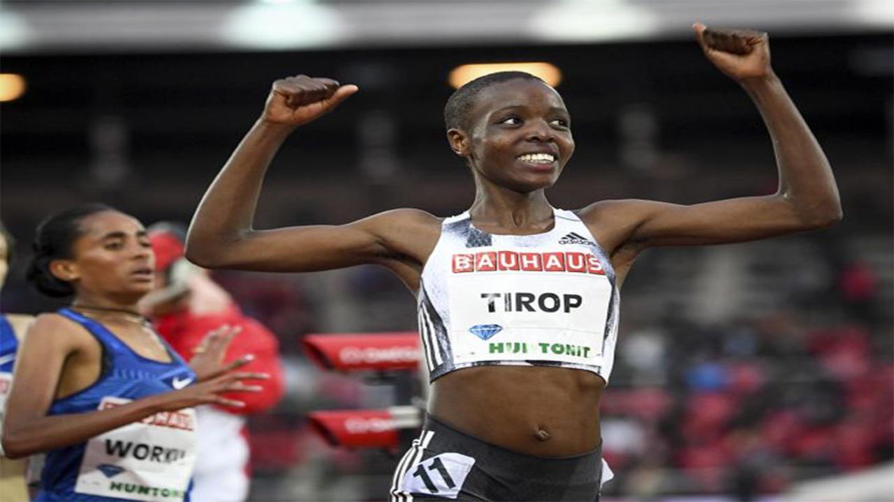 La policía de Kenia busca al asesino de la atleta Agnes Tirop