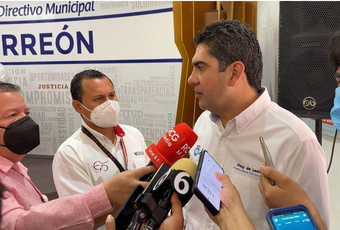 El PRI no debe someterse al Poder Ejecutivo: De León Tello