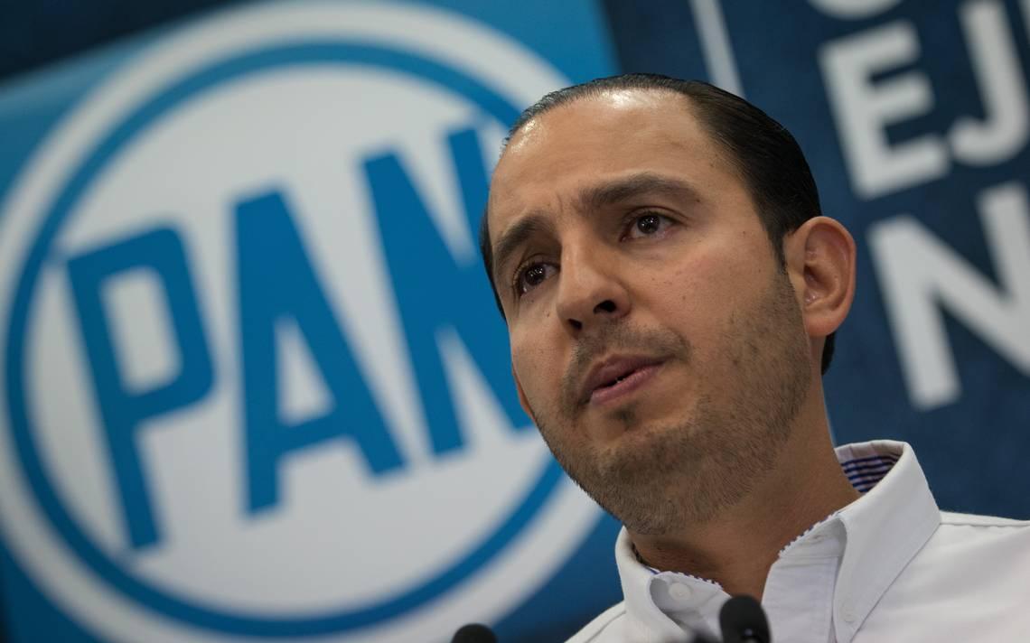 Anuncia PAN a sus siete candidatos para la presidencia de México