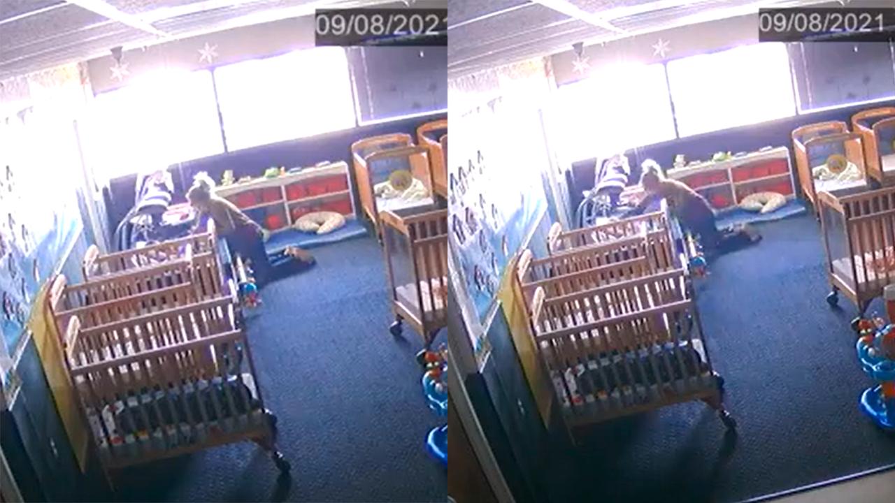 Niñera le fracturó la pierna a un bebito tras dejarlo caer; abusó de varios niños que estaban bajo su cuidado