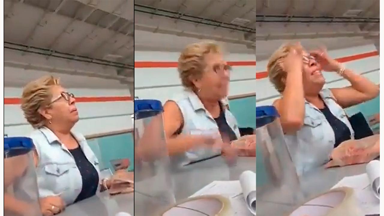 No tienes la capacidad mental: Mujer ofendió a empleado de Soriana tras intentar cambiar un producto sin el ticket