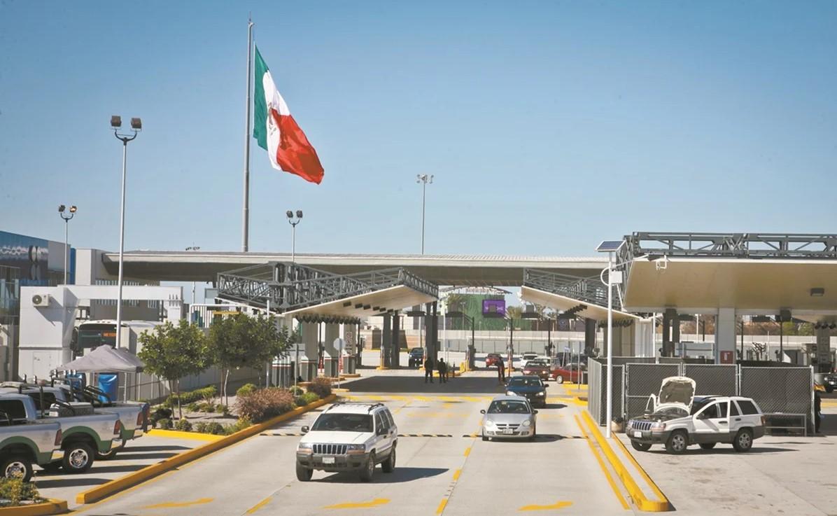 Pese al cierre parcial por el COVID, más de 4 millones de personas cruzaron la frontera México-EE.UU
