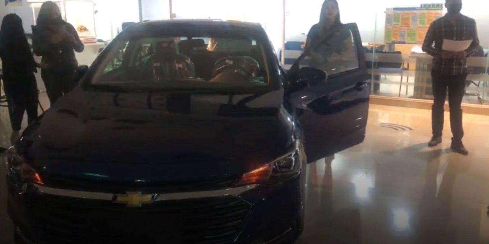 Presentan nuevo Cavalier 2022 en Chevrolet Monclova