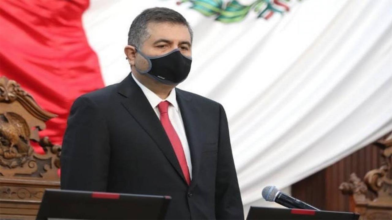 Primero Coahuila, Eduardo Olmos reitera respaldo a gobernador de Coahuila