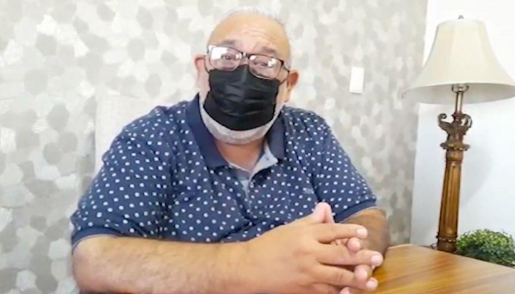 Sobrevive locutor al COVID-19 y llama a la población a continuar con las medidas de seguridad
