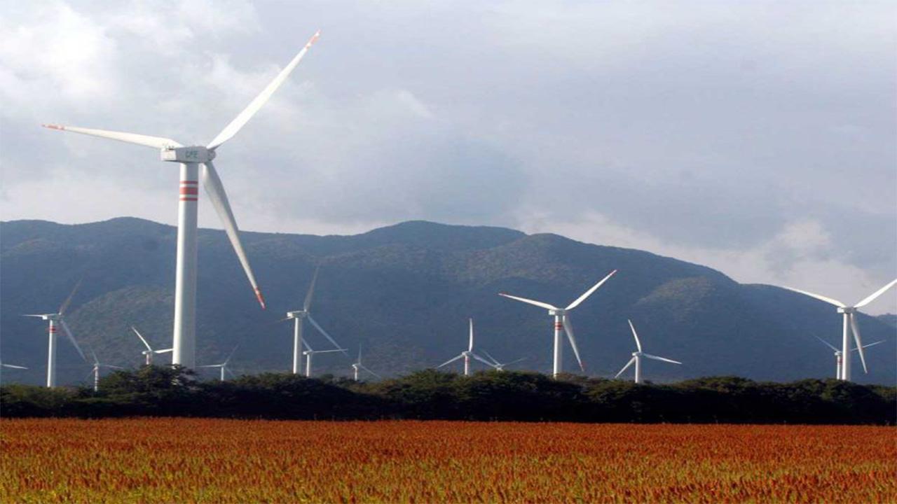 Se cumplirá producción de 35% de electricidad con energía limpia en 2024: Nahle