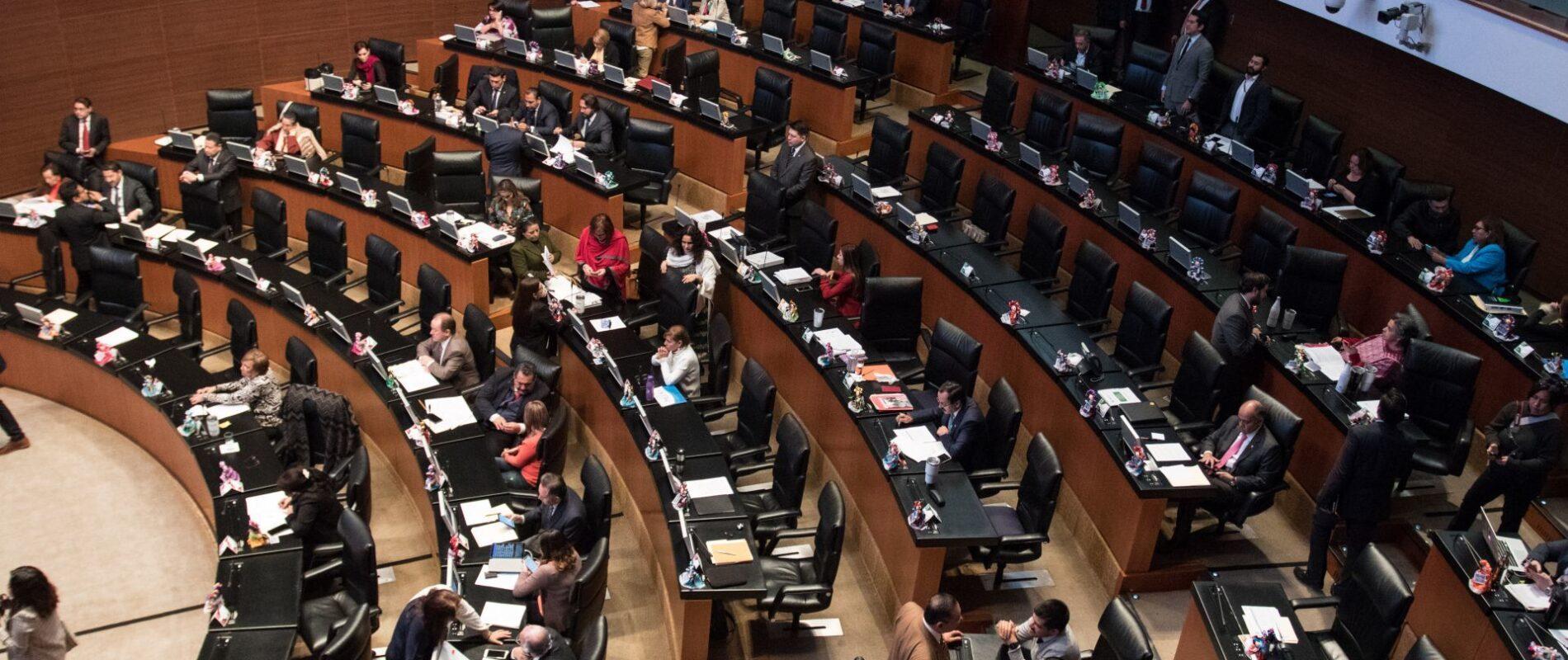 Senadores piden a AMLO reconsiderar asistir al Senado: 'Nadie tiene ni tendría por qué faltarle al respeto'