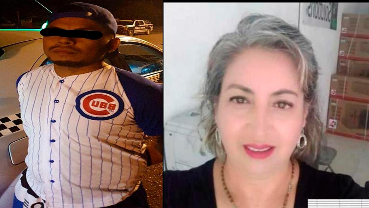 Sentencian a 26 años de cárcel a feminicida: Asesinó a Bertha y metió su cuerpo en una bolsa