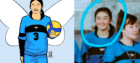 Talibanes decapitaron a jugadora de voleibol por perseguir sus sueños