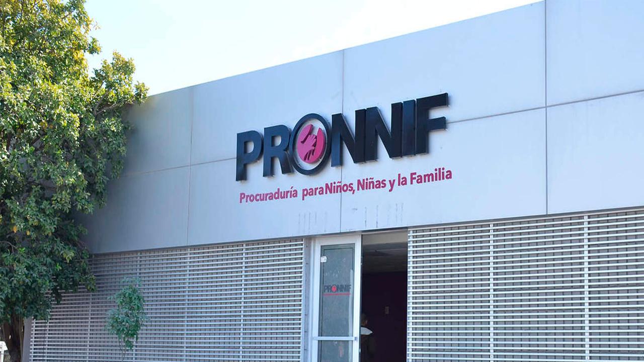 Tres hermanitas fueron resguardadas por PRONNIF en Coahuila