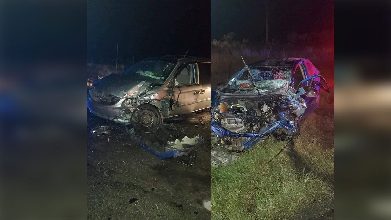 Una mujer muerta y varios lesionados es el saldo de un accidente en carretera 57 en Nueva Rosita