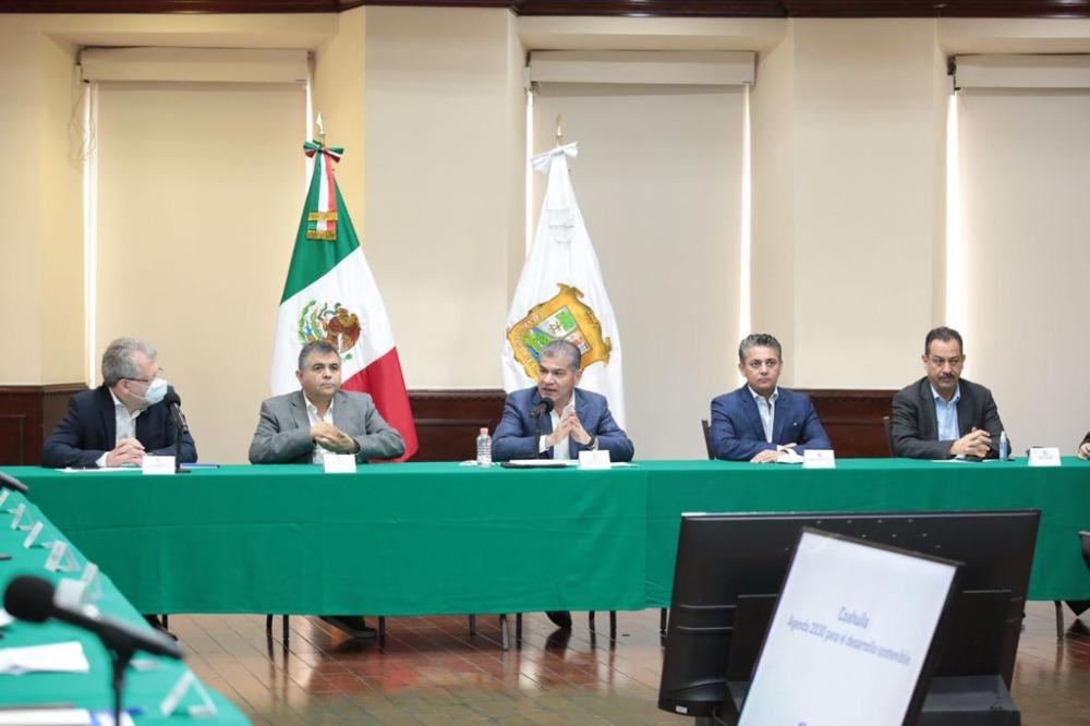 Coahuila es ejemplo en programas de la agenda 2030 de la ONU: MARS