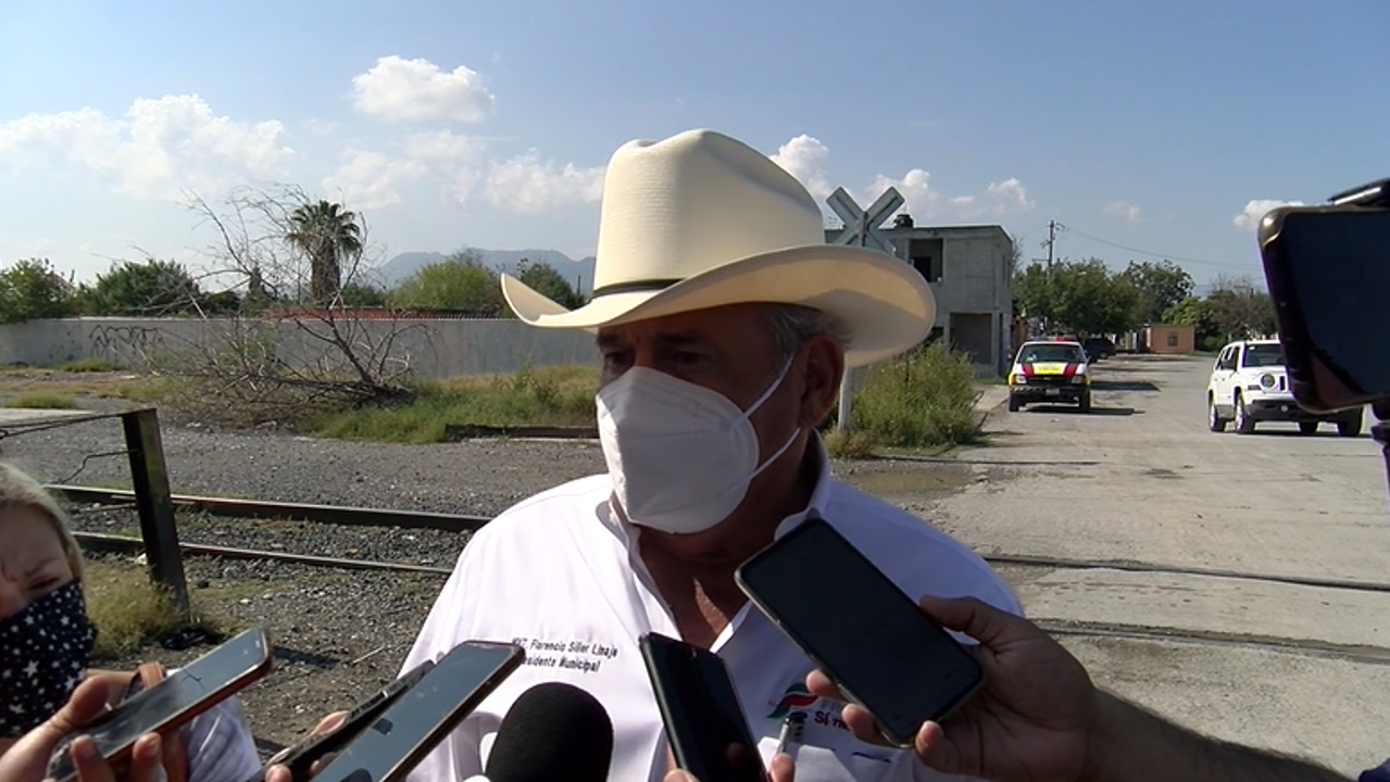 El Alcalde de Frontera Florencio Siller analizará la situación de los policías que se manifestaron