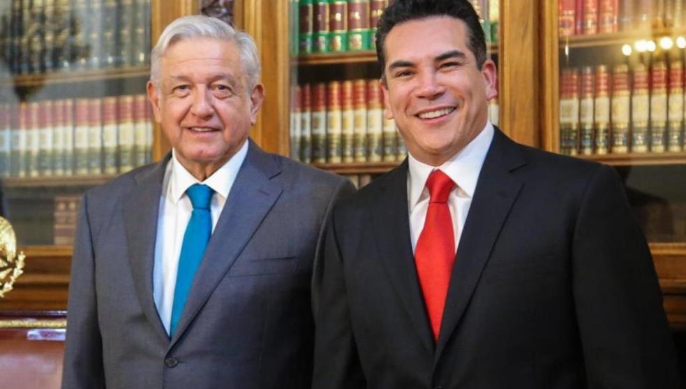 ¿PRI y AMLO juntos por la reforma eléctrica?:
