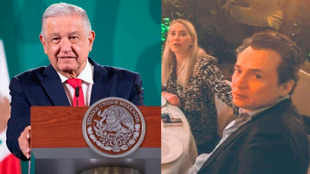 Lozoya se burló de AMLO con visita al Hunan; les advertí que era así: Peña Nieto