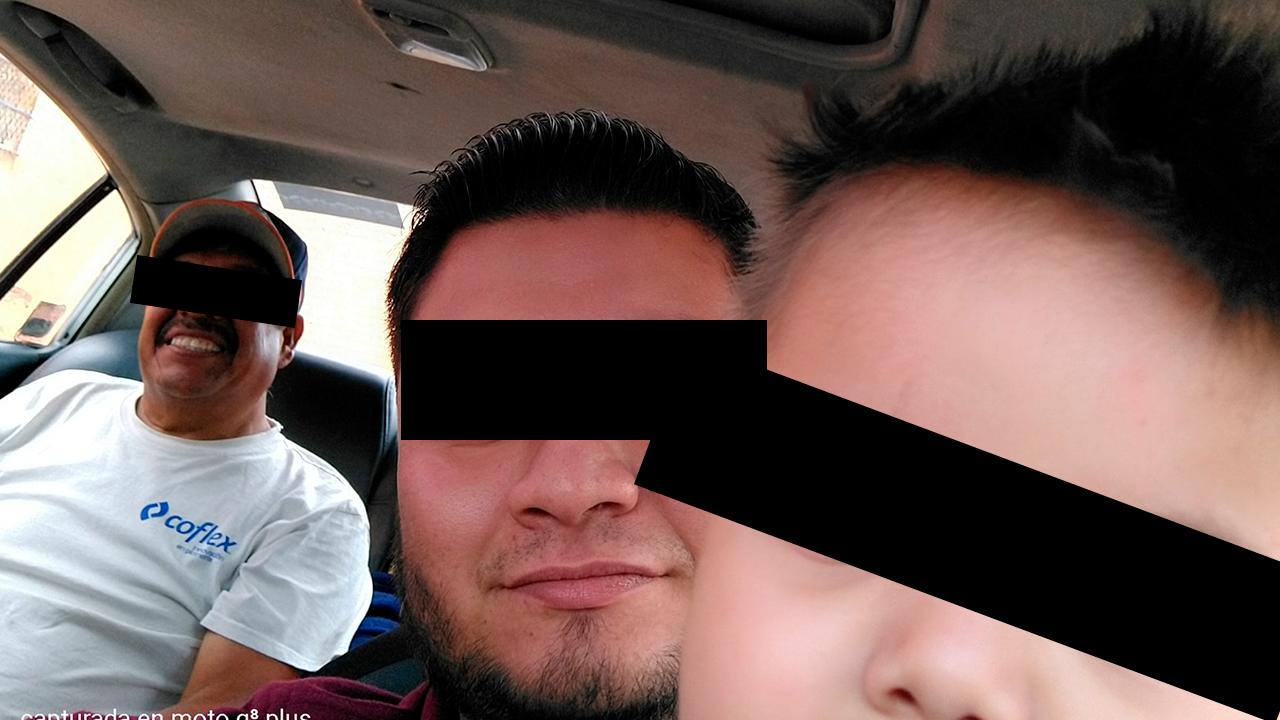 'Cuida a los peques en el cielo': papá llora la muerte de Ángel tras choque en Saltillo