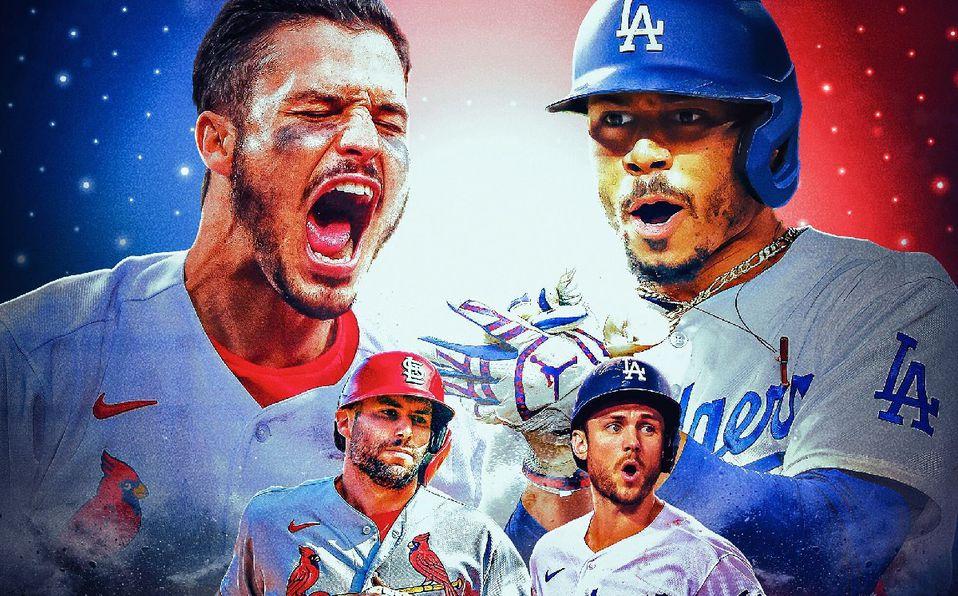Cardinals vs Dodgers en el juego de comodín de la MLB, ¿Dónde ver el juego?