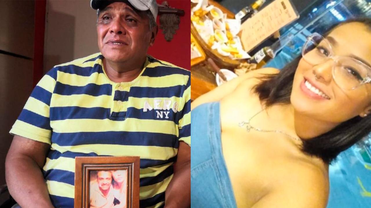 Le dije que no fuera, pero jamás la volví a ver: papá de Cinthia llora su muerte en Monterrey