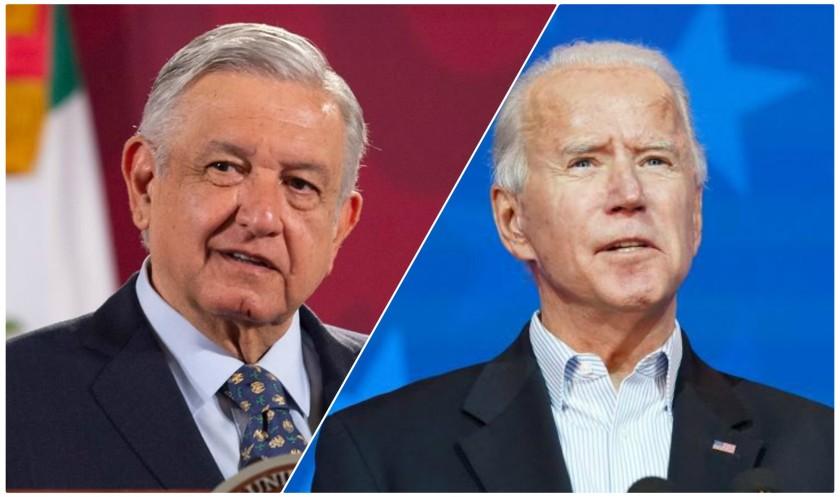¿AMLO hace alianza con Biden?