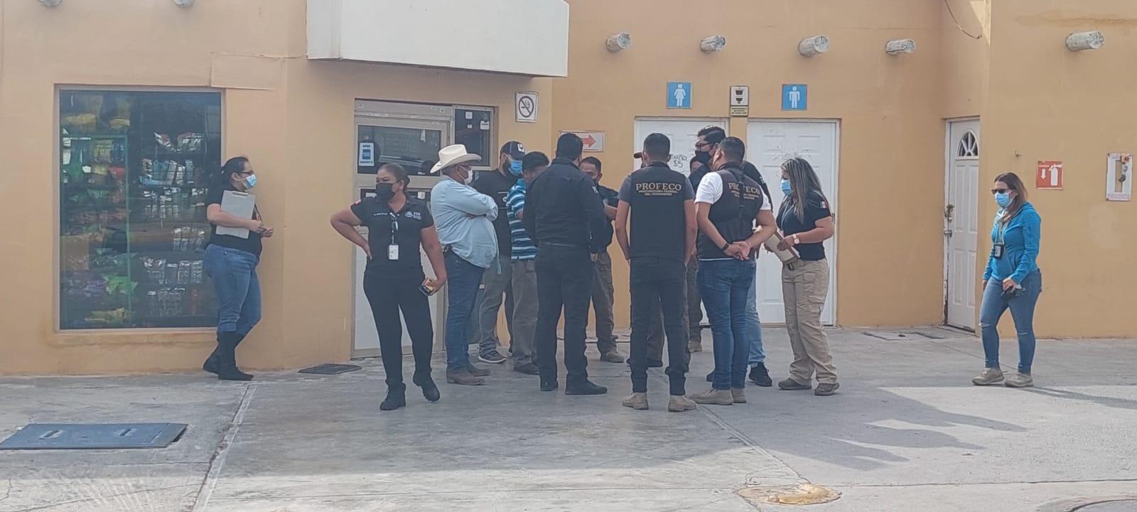 Brotan nuevas irregularidades en gasolinera de la familia Velasco Martínez en Sacramento