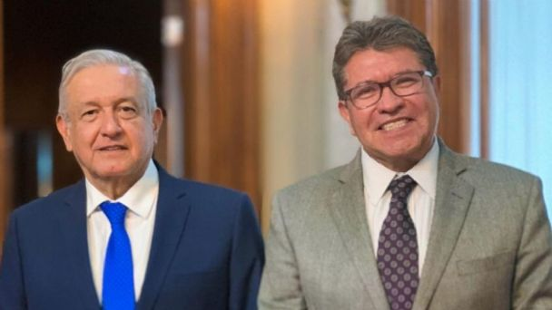 Nunca fracturaría mi relación con AMLO: Ricardo Monreal buscará que Morena lo elija en 2024