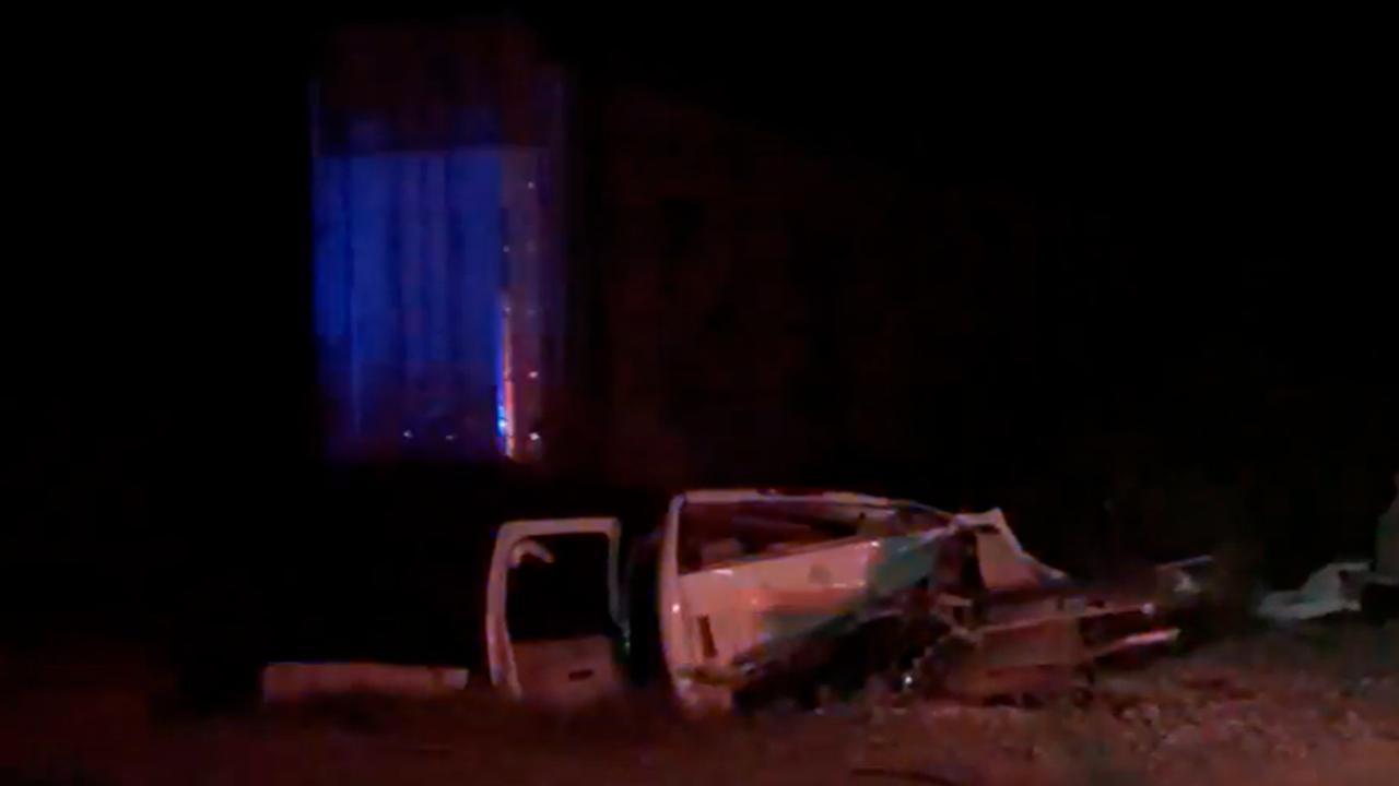 Intentó ganarle la 'carrerita': hombre murió tras ser impactado por tren en Coahuila