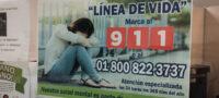 Salvan del suicidio a 18 personas, en Monclova a través de la línea 01 800 VIDA