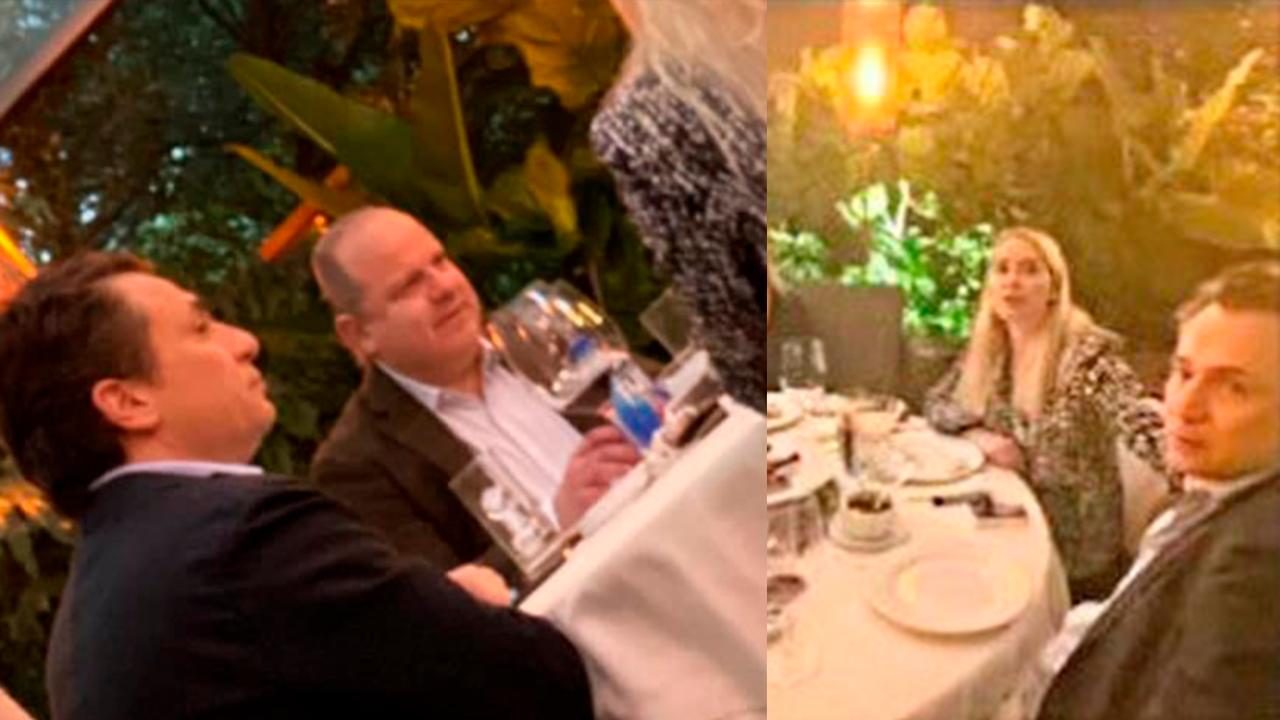 ¿Y el juicio? Exhiben a Emilio Lozoya en restaurant de lujo de la CDMX: 'se da la gran vida'