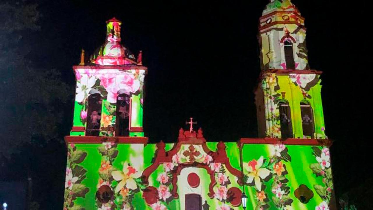 Proyectarán historia de Monclova en video mapping todo Octubre