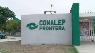 En el CONALEP Frontera se registró el primer caso de contagio de Covid-19