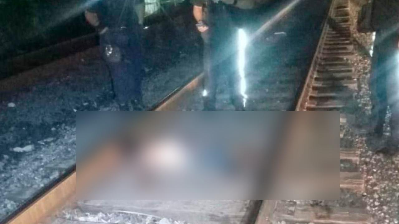 ¿Suicidio o accidente?: Hombre murió arrollado y mutilado por ferrocarril en La Laguna