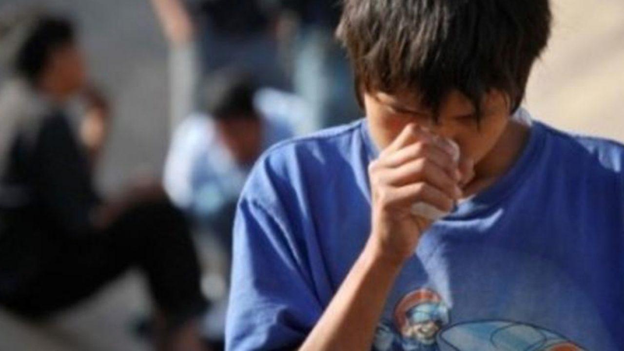 Va en aumento adicción en menores.