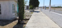Concluye limpieza y sanitización del Panteón el Refugio de San Buenaventura.