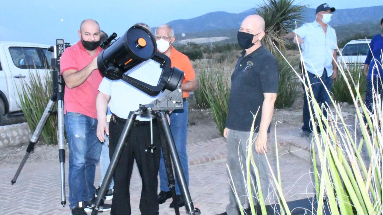 Tendrá actividades observatorio del EcoParque