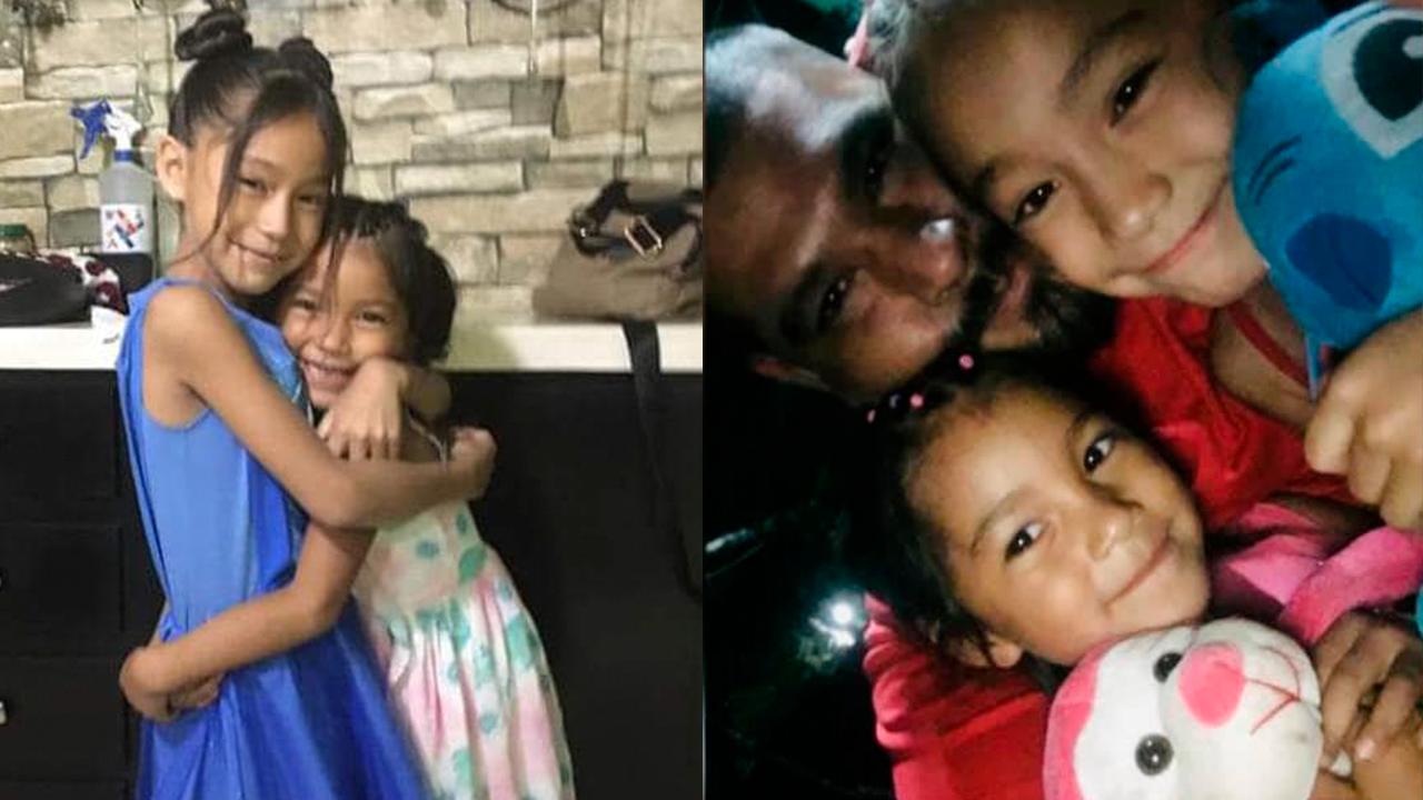 Quiere a sus niñas de vuelta: reportan desaparición de dos hermanitas en Monclova