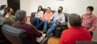 El Alcalde electo de Frontera estableció convenio de colaboración con FIME de Monclova.