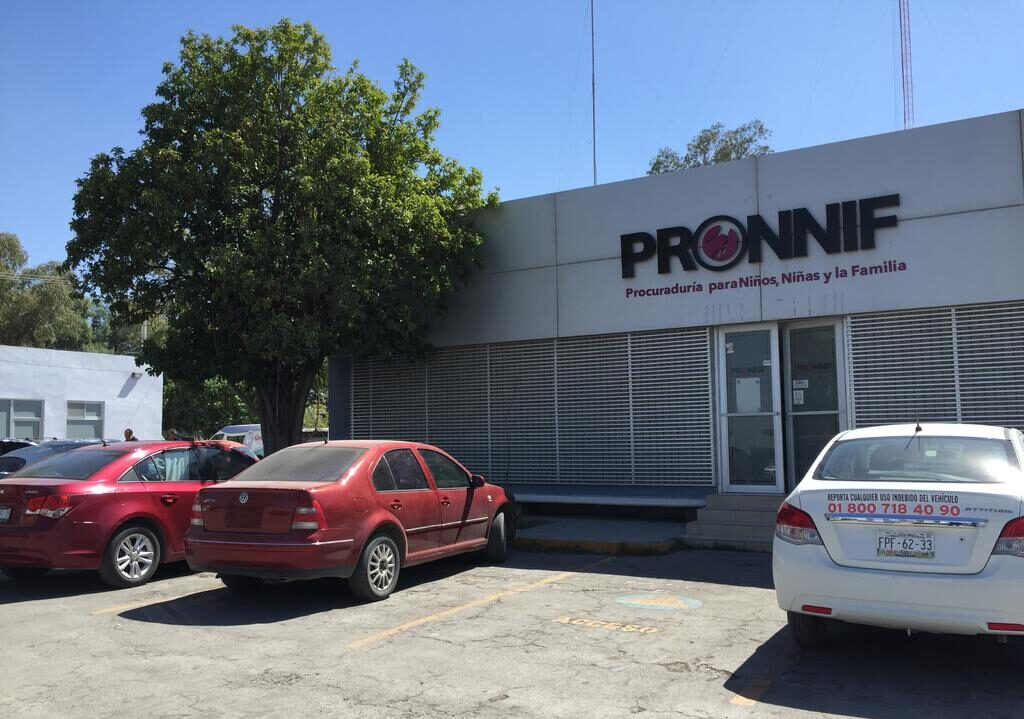 Encuentran niña deambulando en Torreón