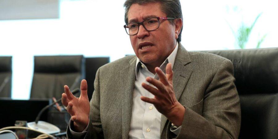 Jaime Bonilla podría integrarse al gabinete de AMLO: Monreal habla con gobernador de BC