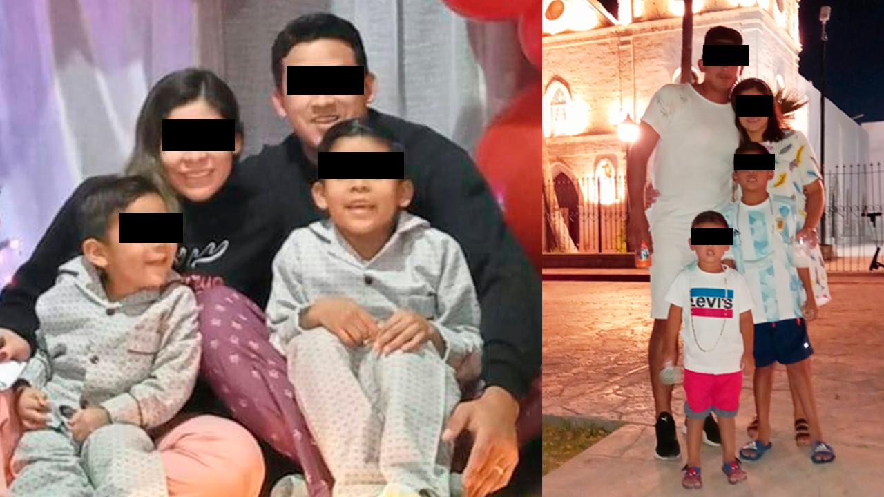 Deja 'Ricky' un vacío en sus dos hijos: un tráiler le arrebató la vida a sus 33 años en Monclova