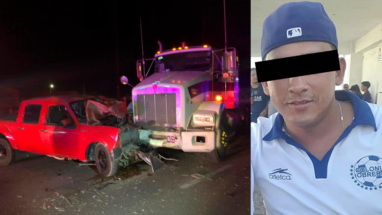 ¿Chocó o lo chocaron?: dan diferentes versiones tras la muerte de Ricky en Monclova