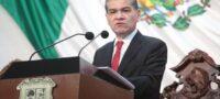 Miguel Riquelme, Gobernador de Coahuila.