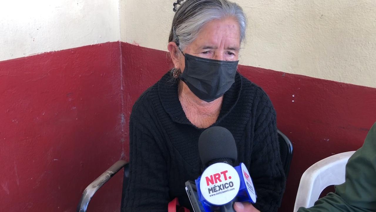 Juanita presentó mejoría, relata su abuela que su nieta vivía amenazada por su pareja, por eso no lo denunciaba