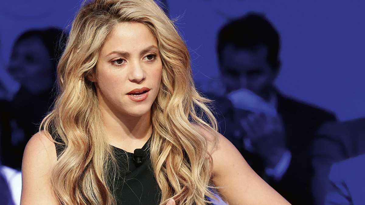 Shakira esta incluida en la lista de los Pandora Papers