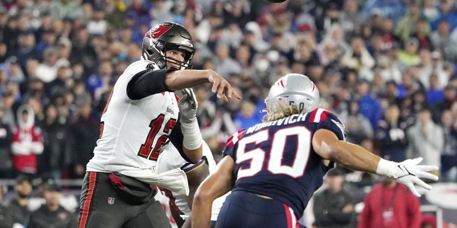Brady suma nuevo récord en la NFL