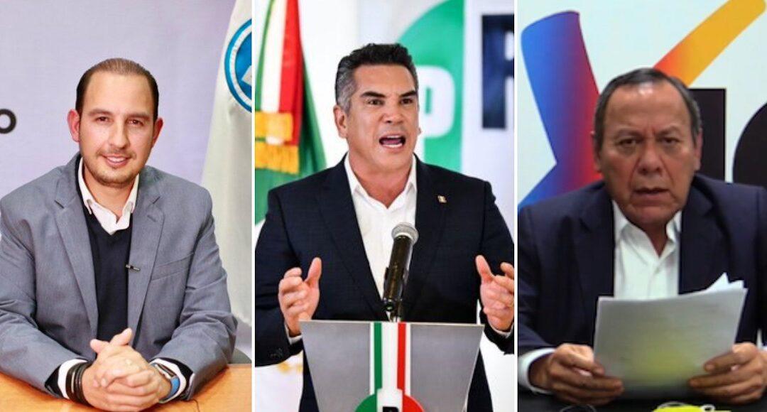 Alianza Va por México más fuerte que nunca: Alejandro Moreno confirma lucha contra la 4T